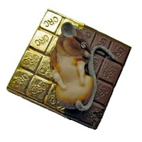 Mouse and Chocolate by Alison Payne and Antony Halls