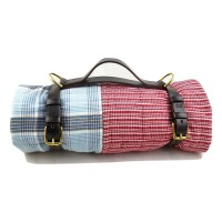ESB Leather Blanket Carrier