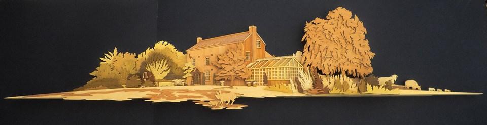 Grahame R Tucker – Sculptor in Wood