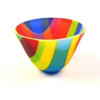 Bright Bowl by Black Cat Designs