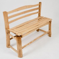 Chestnut bench by Jake Keogh