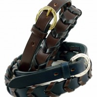 ESB Leather Laced Belts