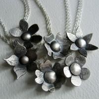 Flower Pendant by AngelaThoo