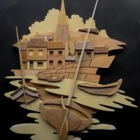 Harbour by Grahame Tucker