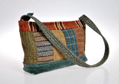 GreenHandbag by Bernadette Erskine-Hornyold
