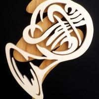 French horn by Grahame Tucker