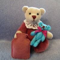 Nanny Bear by Janis Waldron