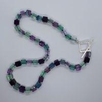 Janis Waldron - Fluorite necklace