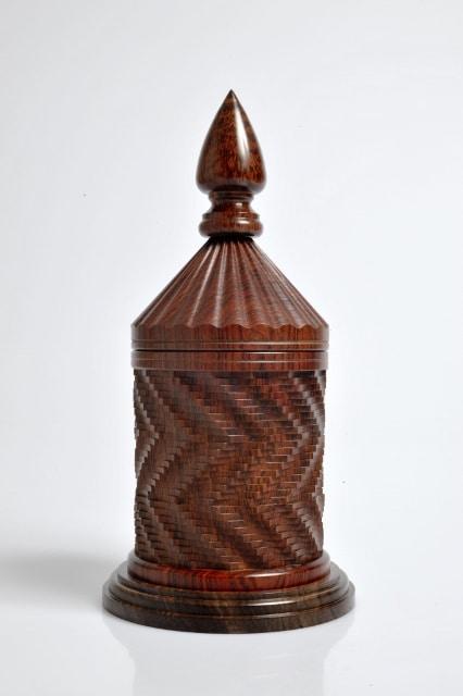 Ken Gilbert Ornate wooden box