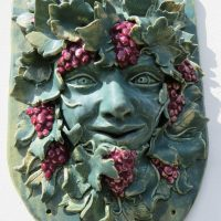Rachel Padley ceramics - wall plaque