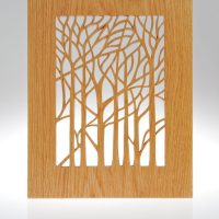 Tree plaque by Sarah Pinnell