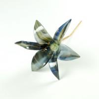 Glass flower by Black Cat Designs