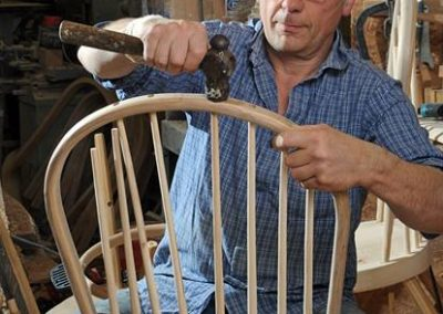 Robin Clarke, Windsor Chairmaker