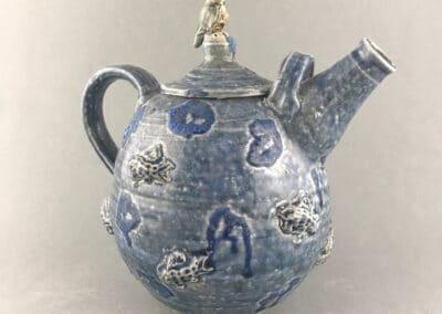 Bill Rolls - Kingfisher Teapot