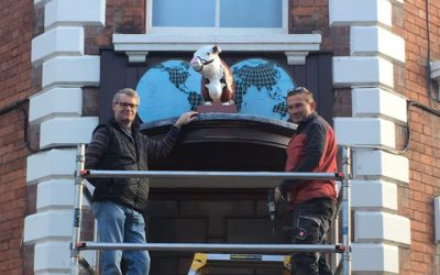 Return of the Hereford Bull!