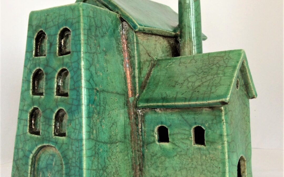 Neil Spalding Ceramics - Warehouse Gloucester Docks